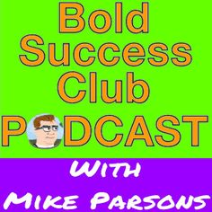 The Bold Success Club Podcast is now available for your listening convenience! Coming soon to iTunes, Stitcher and SoundCloud.