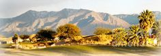 The Virgin Mountains near Mesquite Nevada. A desert oasis near the border where Utah, Nevada and Arizona meet. This great picture was taken in December of 2011...a panoramic wonder!