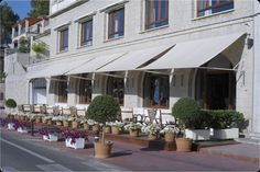 Hotel Esplendido Port Soller, Mallorca. Great views, great food and lovely rooms.