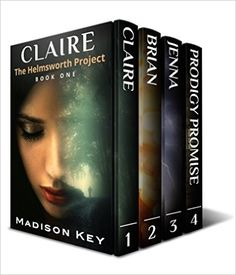 Amazon.com: SCIENCE FICTION: The Helmsworth Project Complete Series: Sci-Fi Genetic Engineering Short Story eBook: Madison Key: Kindle Store