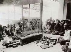 Wayang Beber from the village Gelaran near Wonosari, Central Java, 1902