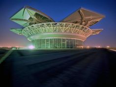 Qi-Zhong stadium, Shanghai - opening roof