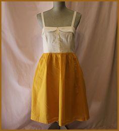 Anthropologie Dress Size 6 By Maeve Sleeveless Summer Beach Sundress