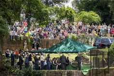 Legendary Southern rocker Gregg Allman was laid to rest Saturday near his older brother Duane in the...