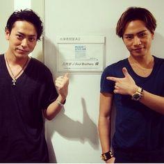 Tosaka Hiroomi & Yamashita Kenjiro