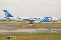 Egypt Air Airbus A330-343X