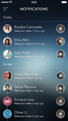 Dribbble - notifications.png by Alexander Zaytsev