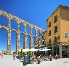 At seventy kilometres from Madrid  and well served by bus and train, Segovia makes a convenient day trip or overnight getaway from the bustl...