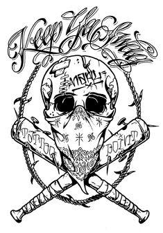 Crazy Skull Art | martedì 15 gennaio 2013