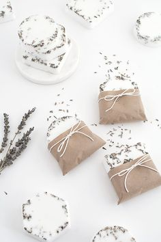 Lavender soap DIY by MichaelsMakers Homey Oh My