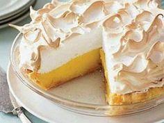 Recette Dessert : Tarte au citron meringuée, inratable par Belma