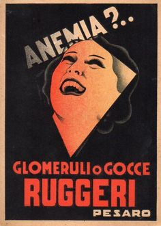 Pubblicitaria Advertising - Pesaro Farmaceutica Gocce Ruggeri - Mingozzi