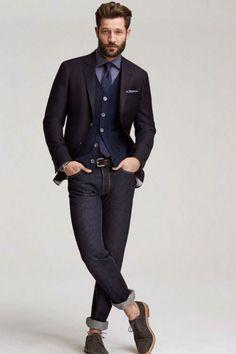 Misturando estilos em looks masculinos
