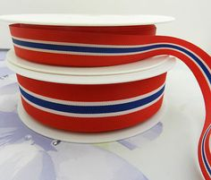 Always Knitting and Sewing 2 Metres Norwegian Flag Ribbon Red Blue White Norway, Norwegian Flag, Flag Colors, Flag Decor, National Flag, Red White Blue, Norway, Ribbon, Norwegian Recipes, Venice
