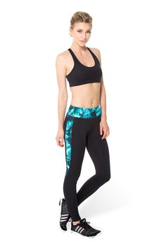 Teal Ninja Spikes - LIMITED (WW ONLY $110AUD) by Black Milk Clothing