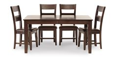 Wishful shopping for our dining room - would need at least two more chairs, wish we could afford all eight of them.