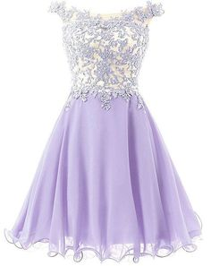 On Sale Easy Prom Dresses Lace Pink Lace Bodice Short Prom Gown Homecoming Party Dress Lace Homecoming Dresses, Tulle Prom Dress, Pink Prom Dresses, Dress Lace, Lavender Homecoming Dress, Chiffon Dresses, Gold Dama Dresses, Light Purple Dresses, Lavender Dress Formal