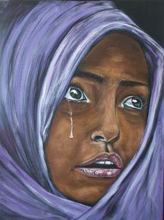 Acryl painting 60 x 80