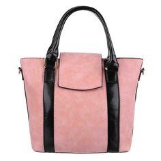 Trendy kabelka na rameno Lucy VSGL-X311-pink