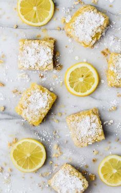 this easy lemon bar recipe is one of the best desserts! this easy lemon bar recipe is one of the best desserts! Easy No Bake Desserts, Lemon Desserts, Lemon Recipes, Healthy Dessert Recipes, Easy Desserts, Baking Recipes, Delicious Desserts, Cookie Recipes, Bar Recipes