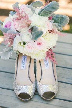 Outdoor Pink, Mint and Ivory Same-Sex Wedding | Equally Wed - LGBTQ Weddings