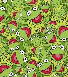 Kermit :) A lot of kermit, actually....