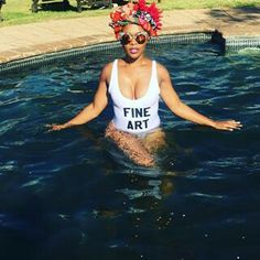 Zalebs - Nomzamo and Pallance enjoying their happy life Beautiful Celebrities, Beautiful Women, Slay Girl, Beard Gang, Laid Back Style, Summer Chic, African Women, Bikini Bodies, Happy Life