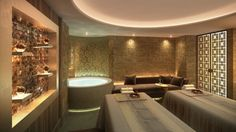 Arany Spa Couples Treatment Room @ Park Hyatt Vienna | Austria