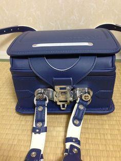 NEW Japanese Randoseru Backpack School Bag DEEPBLUE From Japan   eBay