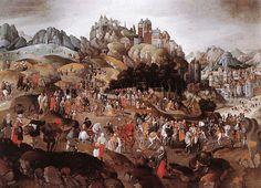 アベル・グリマー (Abel Grimmer)「Carrying the Cross」