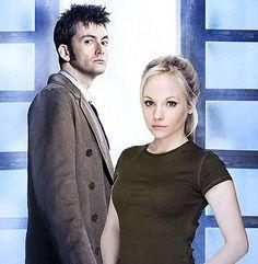 Doctor's daughter Jenny.  David's wife.