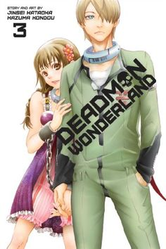 Deadman Wonderland, Vol. 3 by Jinsei Kataoka http://www.amazon.com/dp/1421564114/ref=cm_sw_r_pi_dp_gqkivb19CEFZR