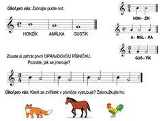 Škola hry na zobcovou flétnu – LEKCE DEVÁTÁ