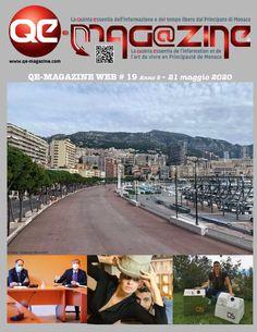 Principato di Monaco: senza Gran Premio ma con Leclerc in pista Monaco, Magazine, Magazines, Warehouse, Newspaper