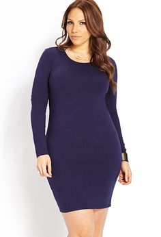 Basic Bodycon Dress | Forever 21 Canada 16.80