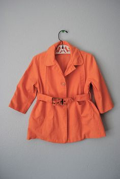 vintage spring toddler jacket