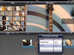 iMovie för iPad: Tutorial