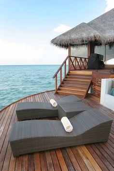 Huvafen Fushi #Maldives | Enjoy a Little Extra Special Treatment at Your Hotel... Email us & Let us Work Magic 4 U! http://VIPsAccess.com/luxury-hotels-maldives.html