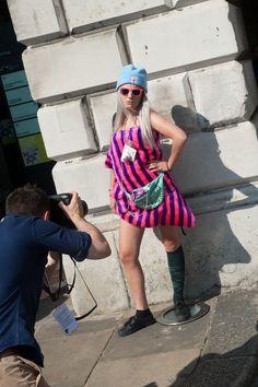 Me Vesti como uma Idiota na Fashion Week para Descobrir se É Fácil Aparecer num Blog de Moda | VICE Brasil
