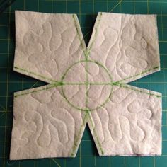 """~ MICROWAVE BOWL POTHOLDERS....I think I like this way better...on my """"in my spare time"""" list!"""