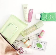 Beauty Bag Spill With Pixi Beauty's Petra Strand | Glitter Guide