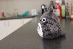 Amigurumi Totoro Receita : Modele gratuit amigurumi crochet totoro animaux amiguramis