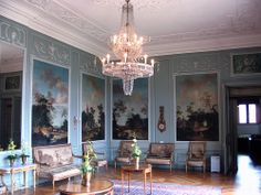 Receptionroom  The Markiezenhof, Berg op Zoom (NL)