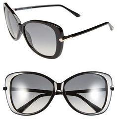 1e76802cf65 Tom Ford  Linda  59mm Sunglasses Tom Ford Sunglasses