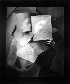 Darkroom photography.  Jerry Uelsmann's work.