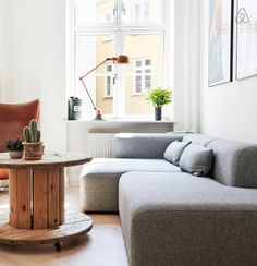 Airbnb apartment in Copenhagen
