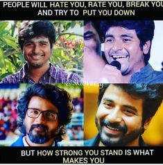 Sivakarthikeyan Wallpapers, Best Quotes, Funny Quotes, Sms Language, Postive Vibes, Thought Of The Day, Cute Actors, Quotes Motivation, Dress Code