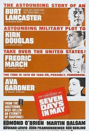 Seven Days in May Poster