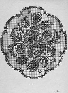 Kira scheme crochet: Scheme crochet no. 1569