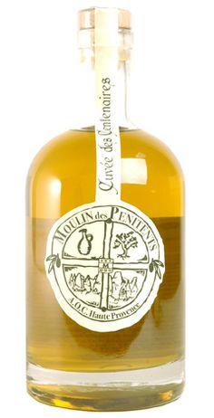 Huile d'olive Cuvée des Centenaires AOC Haute Provence